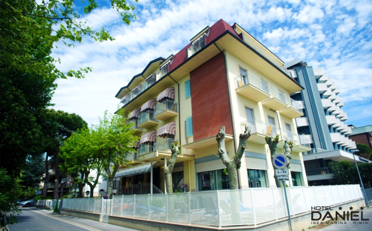 Hôtel DANIEL *** - Italie Rimini